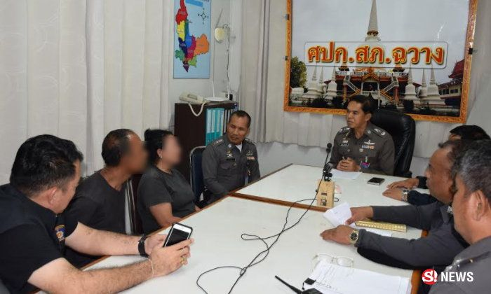 Mother arrested at son's funeral – she'd paid relative 70K to execute him | Samui Times