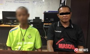Murder monk on the the run arrested on arrival in Pattaya | News by Samui Times