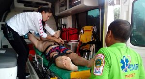 Tourists save three Russians from drowning at Nai Thon Beach | News by Samui Times