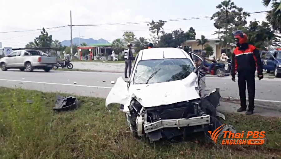 Frenchman killed in a road accident in Cha-am | Samui Times