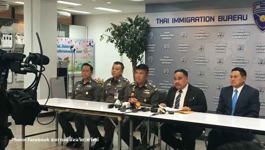 Immigration police asked to investigate job placement firms for suspected human-trafficking | Samui Times