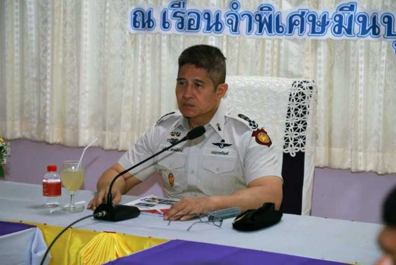 20 inmates selected for weapons production training program | Samui Times