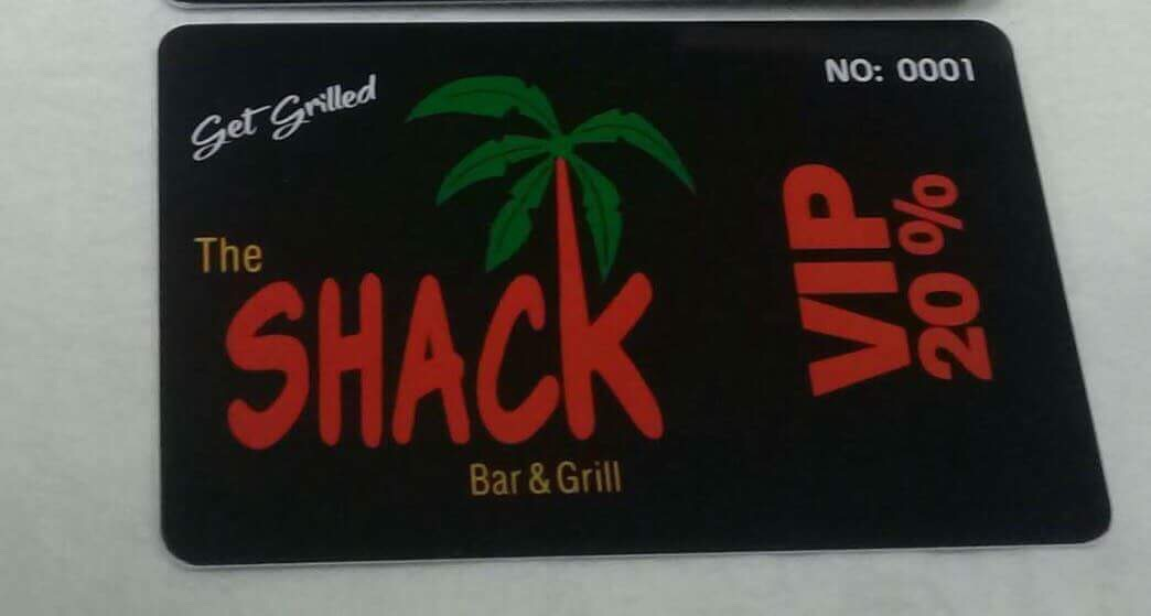 Get a great deal at the Shack in Fisherman's Village and pick up your VIP discount card! | Samui Times