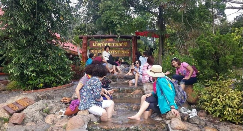 Hot-spring egg breakfasts booming thanks to Chinese tourists   Samui Times