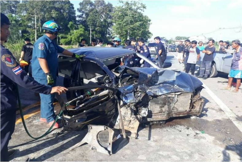 A third of Thais believe road carnage is fate, conference told   Samui Times