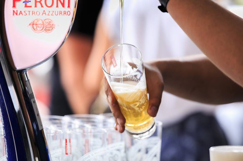 Peroni Nastro Azzurro Draught Launch Party Saturday, 16 December 2017, from 18:00 to 21:00 | Samui Times