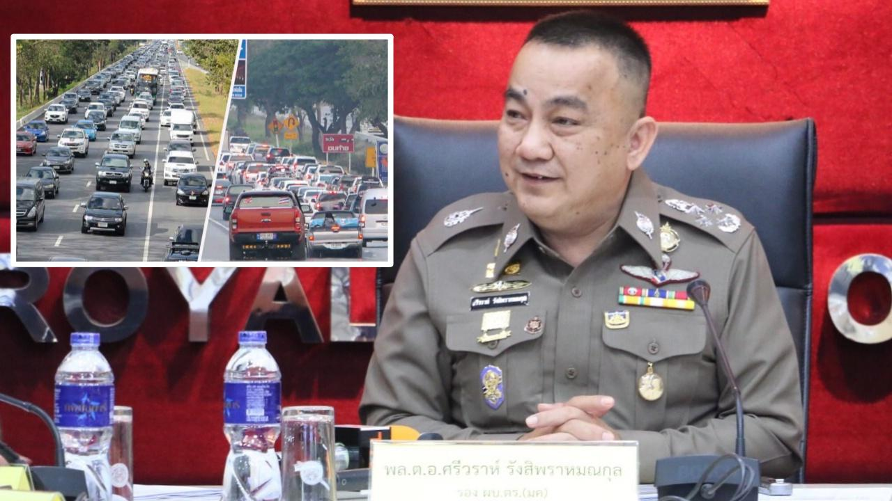 "Thai police ""being kind"" in mother of all New Year road carnage ""U-Turns""! 