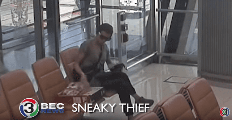 """""""Sneaky"""" Swiss thieves set to spend Christmas in Thai jail after airport theft 