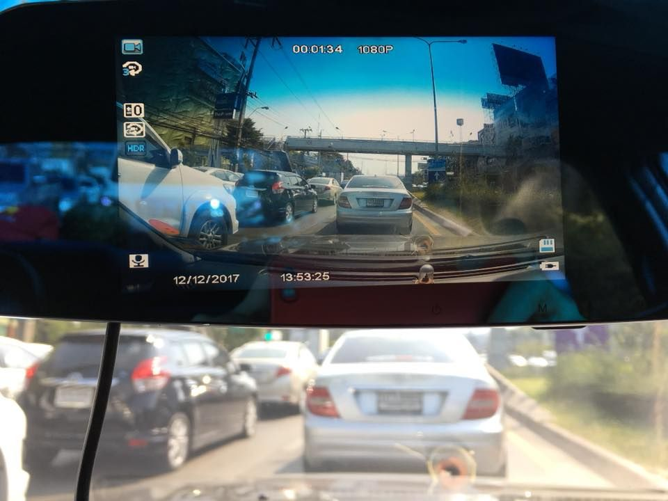 Dashboard cameras proposed as Thailand claims worst traffic fatality ranking | Samui Times
