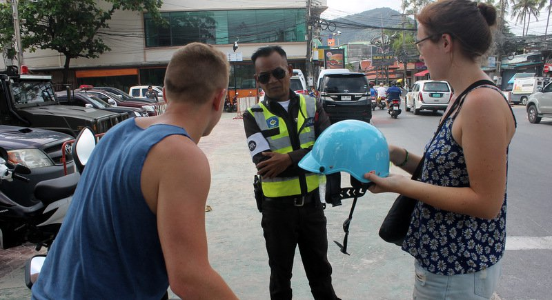 Phuket Poll: Should tourists driver's licences be recognised as legal? | Samui Times