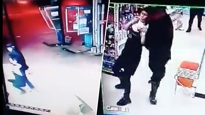 Mum fears for safety of 7/11 daughter after she is dragged and abducted from store by a volunteer cop | Samui Times