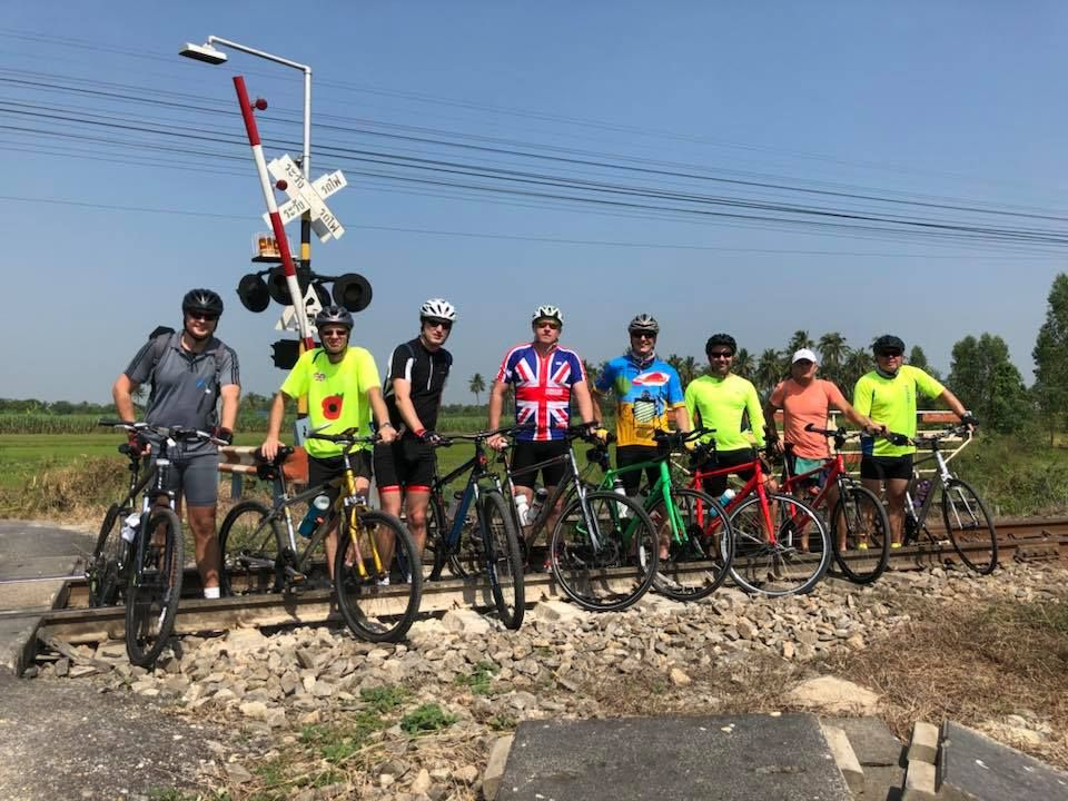 """British Embassy Cyclists Gearing Up for """"3 Pagodas Challenge"""" for Charity 