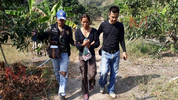Police arrest Thai wife wanted over brutal murder of Italian husband in northern Thailand   Samui Times