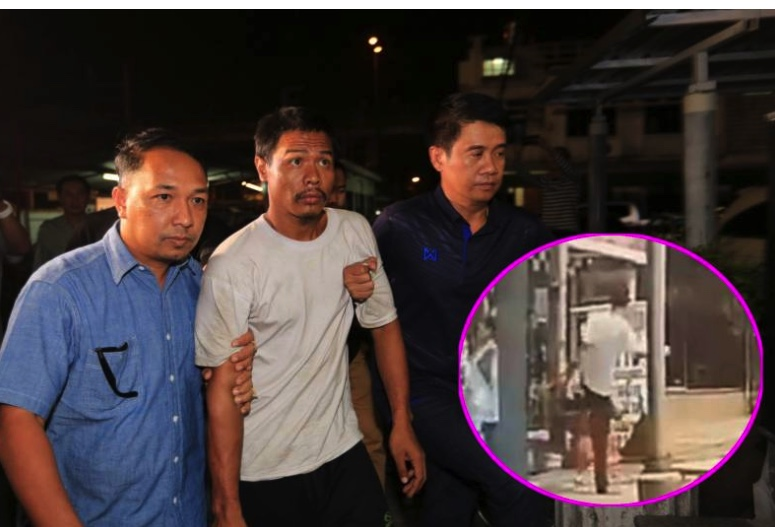 "Man who kicked little boy in the neck in the street ""booted him for no reason"" 