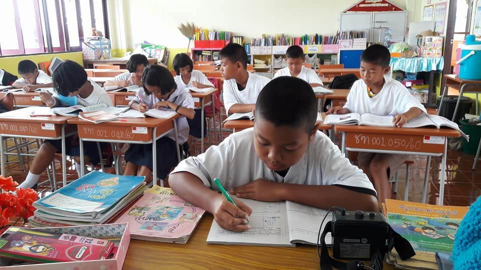Confidence in teachers declines amid Thailand 4.0 challenges | Samui Times