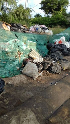 Local samui residents dismay over garbage accumulation on the island | Samui Times