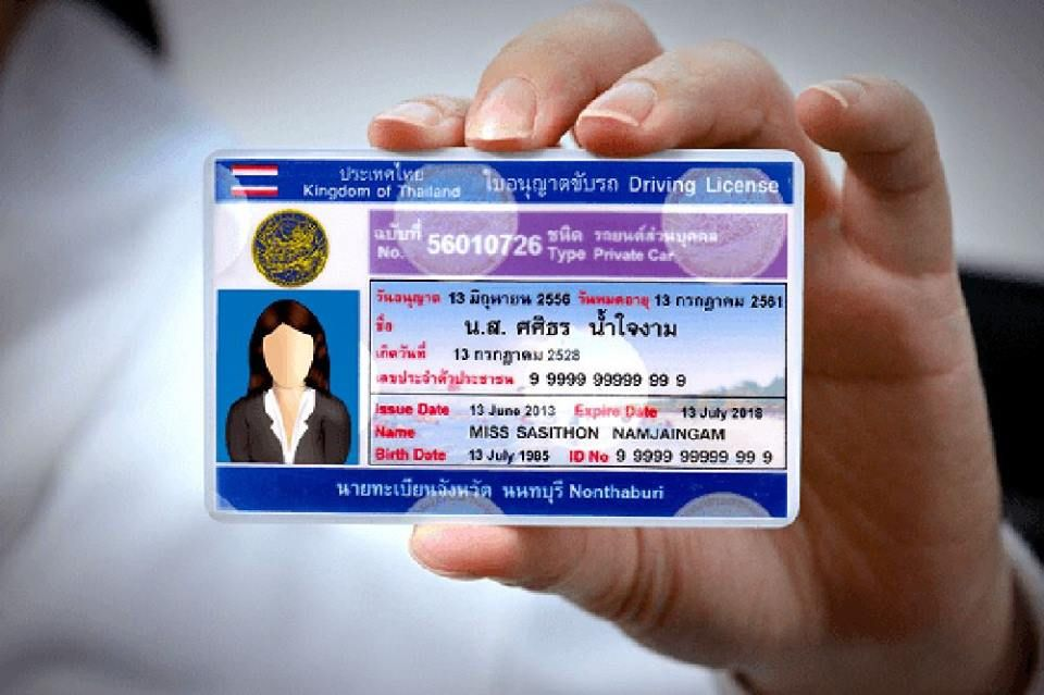 Brits partner with Thailand over driving licences for foreigners | Samui Times