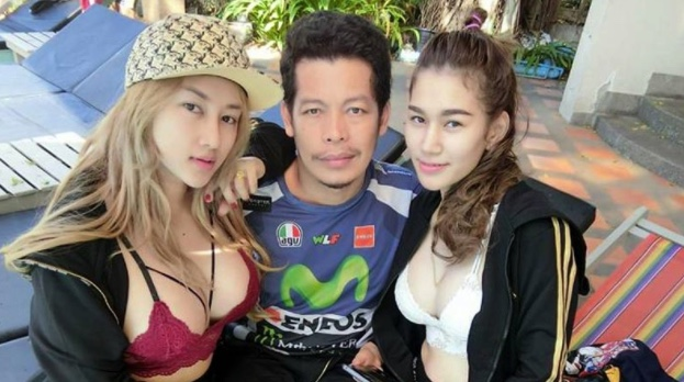 Thai man with two beautiful wives goes viral, shares secret to happy marriage(s) | Samui Times