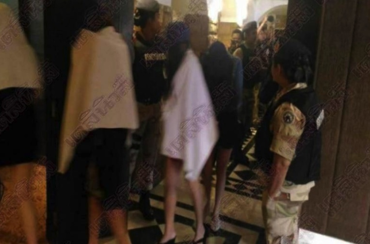 Insider source: Former director general of police at end of money trail from soapy massage scandal – 300 million baht involved | Samui Times