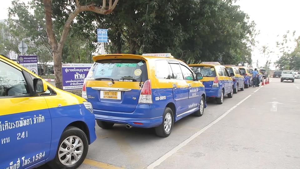 Get me outa here! Taxis with emergency panic buttons coming to Pattaya! | Samui Times