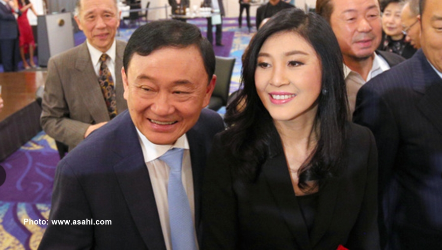 Thaksin and Yingluck show up in Tokyo | Samui Times