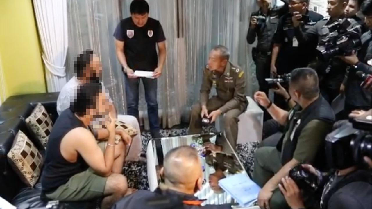 Thai of Indian descent nabbed on drugs charges in Sukhumvit dawn raid   Samui Times