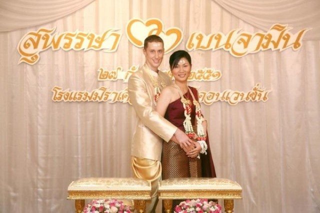 A Thai woman's fight for her young foreign husband's survival as cancer strikes | Samui Times