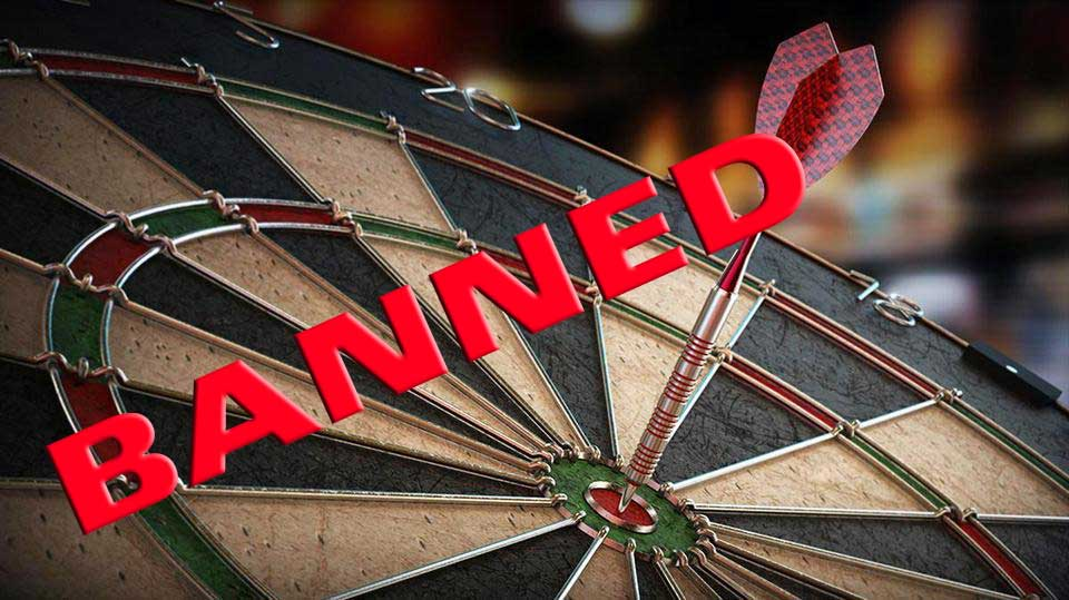 Officials Swoop In To Seize Unregistered Dartboards | Samui Times