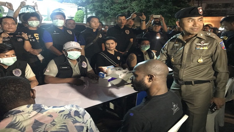 Schools targeted as 80 foreigners arrested nationwide | Samui Times