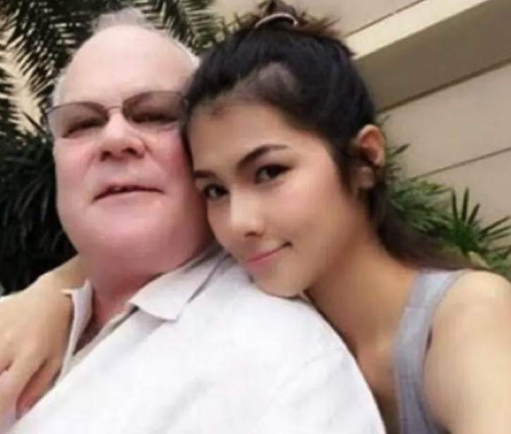 """I'm not a gold digger"" says porn star Nat as divorce from aging US man Harold imminent 