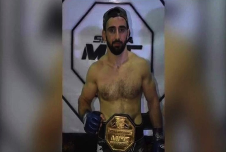 Russian arrested in Bangkok for robbery was million baht MMA prize fighter in Pattaya | Samui Times