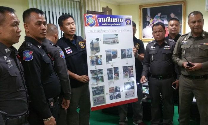 Pattaya: Sex on the beach couple have left Thailand – cops go after video poster instead | Samui Times