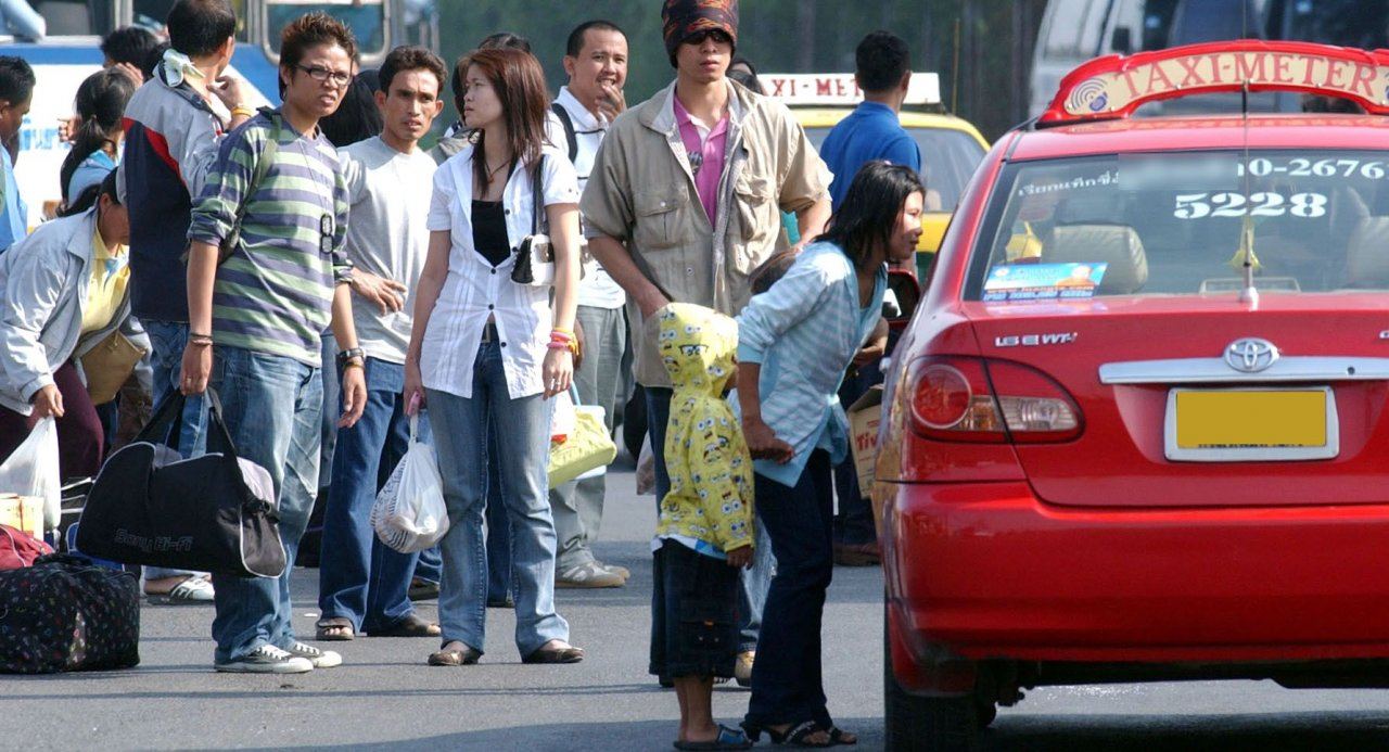Taxis easily top public-transport complaint list in Bangkok | Samui Times