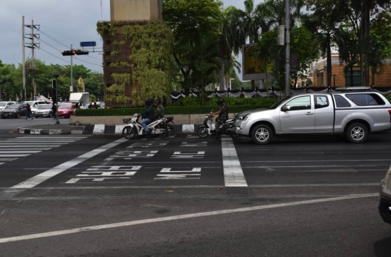 Zebra crossings: Calls for motorists to be jailed 3 months/fined 5,000 baht for collisions   Samui Times