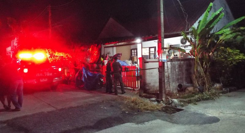 Family of three gunned down at home south of Phuket Town | Samui Times