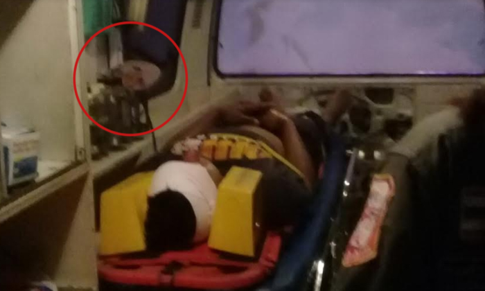 Ghost appears in ambulance as victim taken to hospital, says Thai media | Samui Times