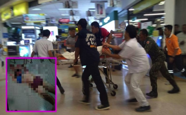 Chumpon: Murder at the shops – wealthy woman slain in knife attack in handicapped toilets | Samui Times