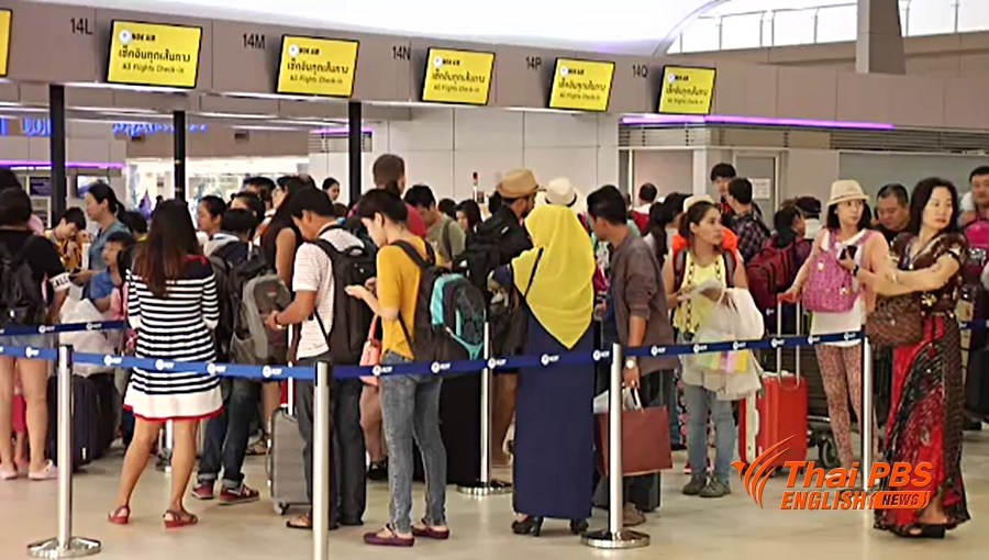 Nok Air to cut and reschedule flights to solve flight delay | Samui Times