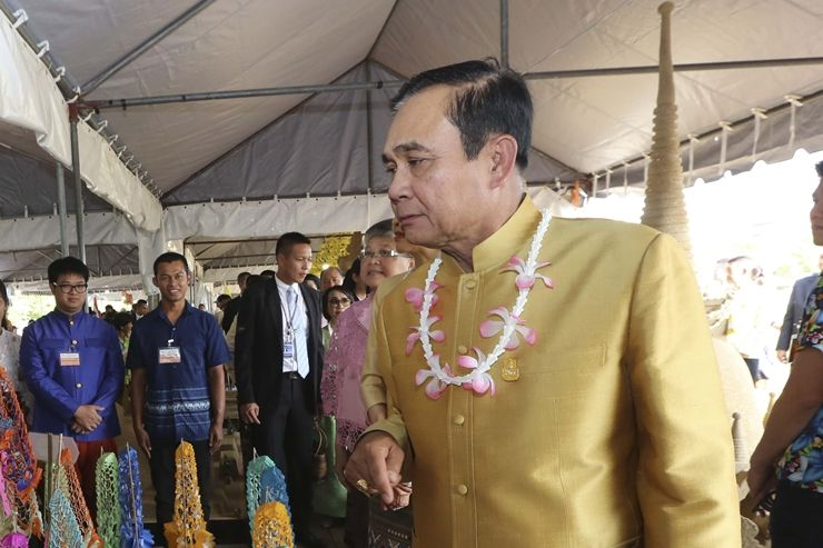PM overall satisfied with Songkran | Samui Times
