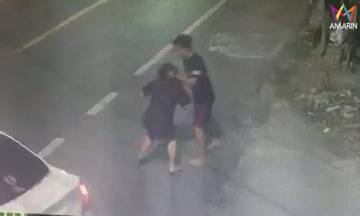 Road Rage: Teacher, 50, dragged from her car and beaten by man in pick-up | Samui Times