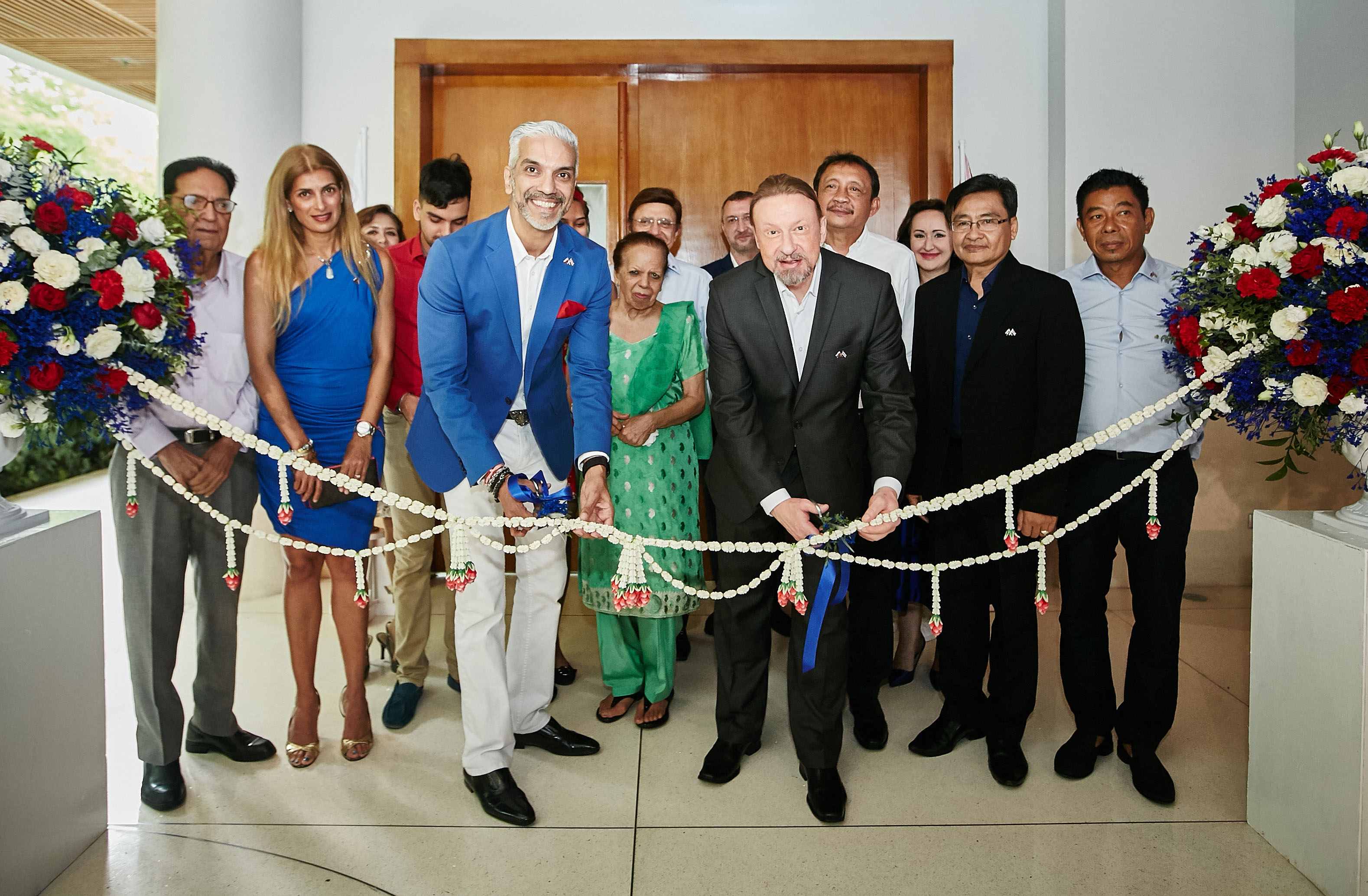 W Koh Samui Hosted an Inauguration to Celebrate the Opening of  Honorary Consulate of the Russian Federation in Surat Thani | Samui Times