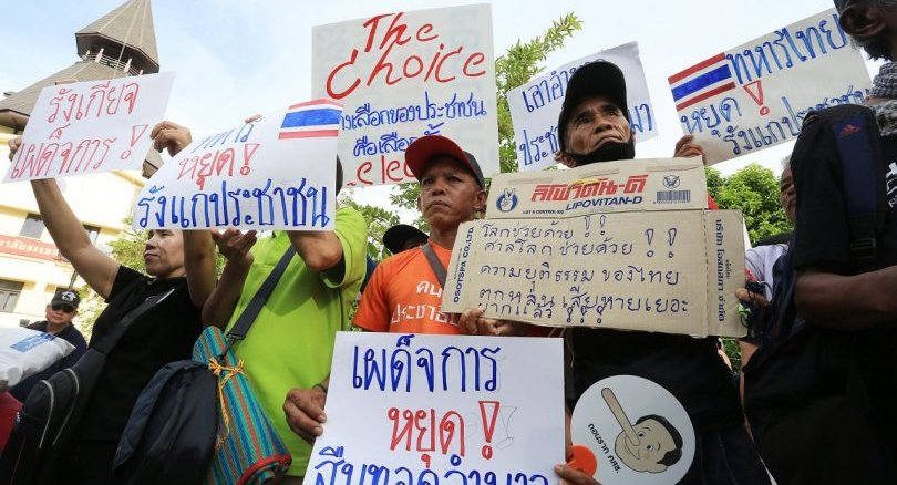 Activists threaten march to Government House | Samui Times