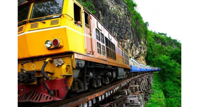 Kanchanaburi to seek recognition of Death Railway as a World Heritage Site | Samui Times