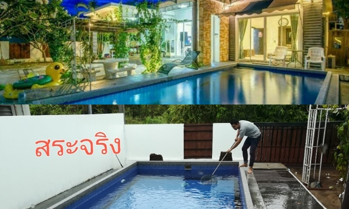 Hua Hin Pool Villa – rented for 12,000 baht a night but they get a slum! | Samui Times