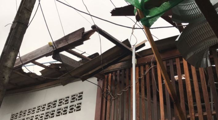 Storms wreaking havoc across the Kingdom | Samui Times