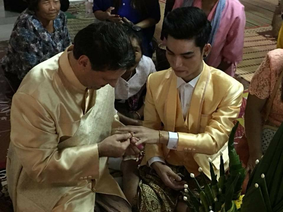 Farang pays 10 million baht to marry Thai boyfriend! But it's all about love! | Samui Times
