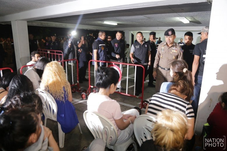 Ugandan woman arrested for luring compatriots into prostitution in Bangkok | Samui Times
