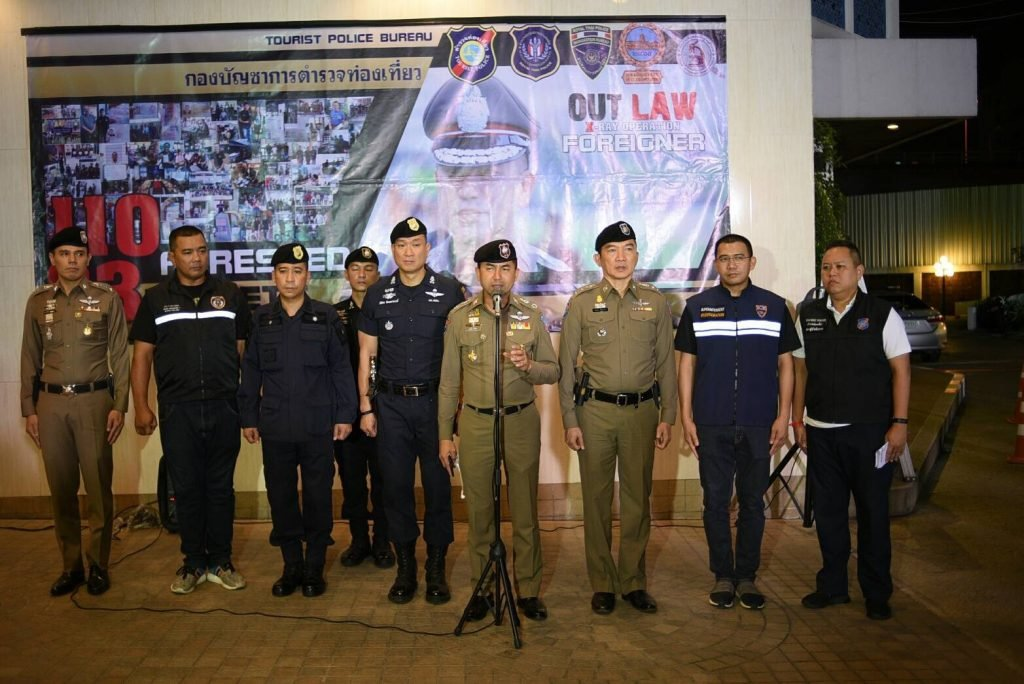 Petchaburi Brit tops the overstay list in latest crackdown on foreign criminals | Samui Times