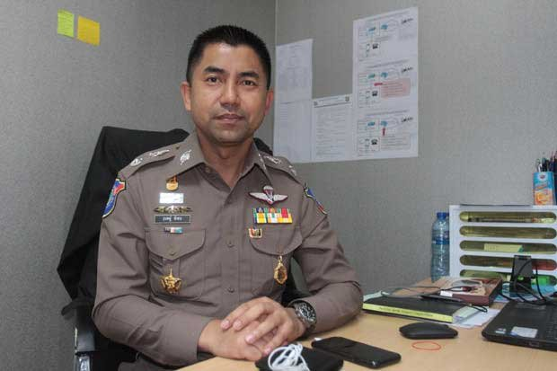 """Big Joke"" – he's no joke! Top cop is the real deal for putting public confidence back in the Thai police 