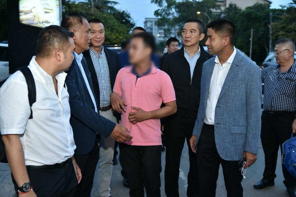 Cambodian man arrested for releasing fake news about Thai PM | Samui Times